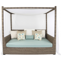 PALISADES VICEROY CANOPY BED