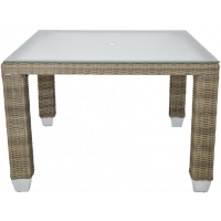 PALISADES DINING TABLE - SQUARE