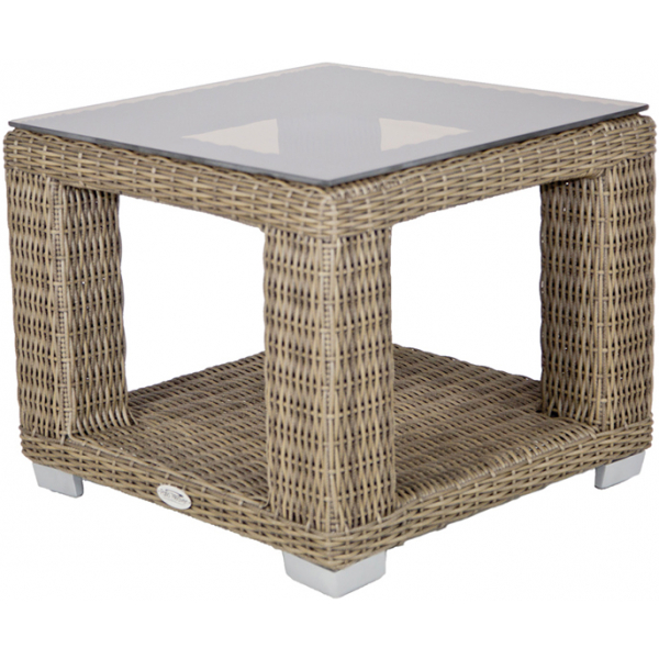 PALISADES END TABLE - SQUARE
