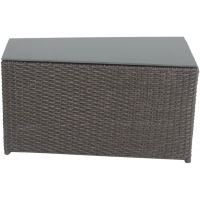 VALLEJO SIDE TABLE - BROWN