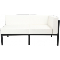 GETTY SECTIONAL RAF LOVESEAT