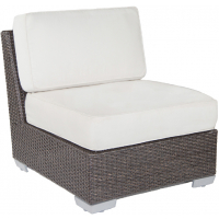 SIGNATURE SECTIONAL ARMLESS CHAIR