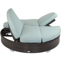 SIGNATURE DOUBLE CHAISE - ROUND