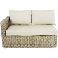 VENICE SECTIONAL LAF LOVESEAT - GREY