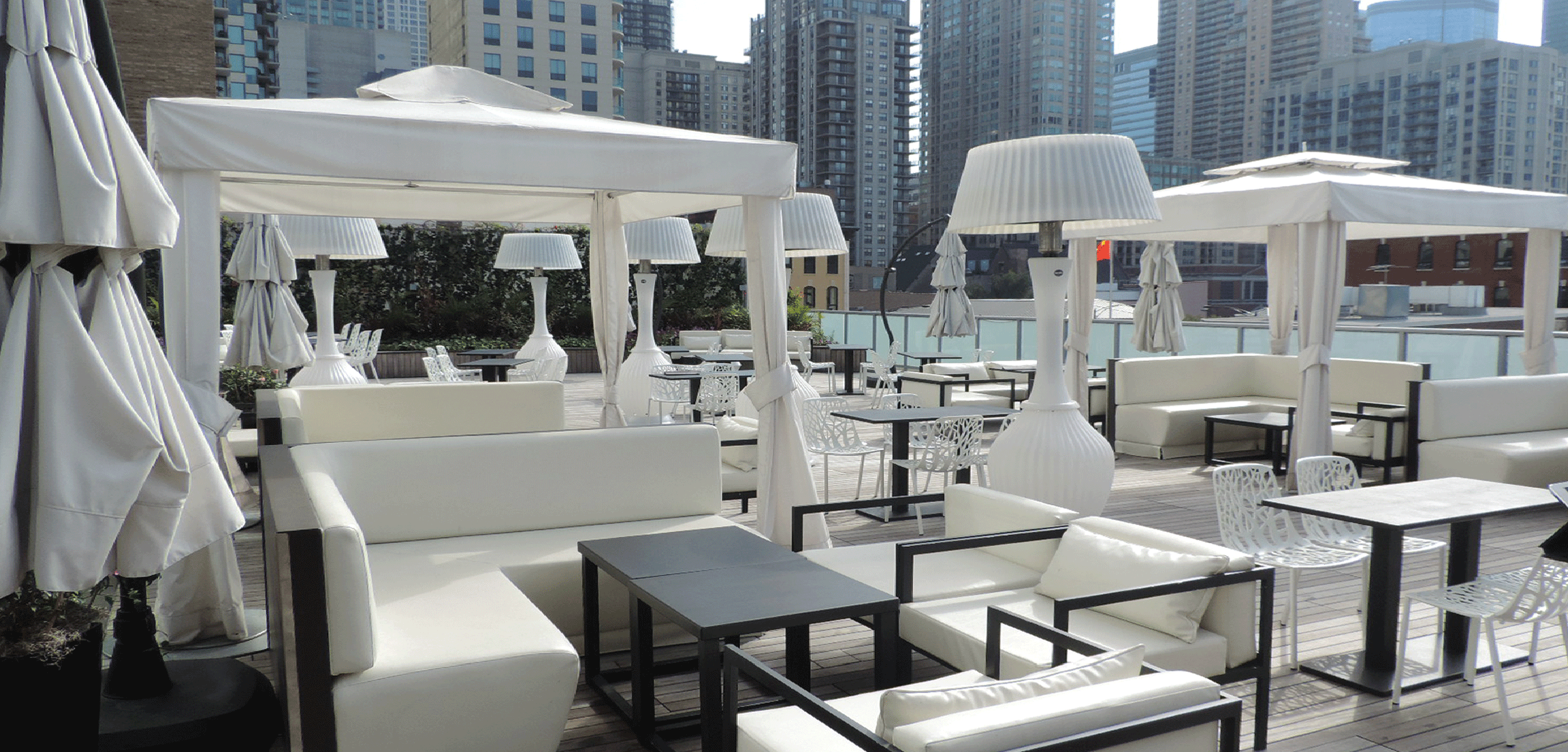 Getty Patio Furniture Collection