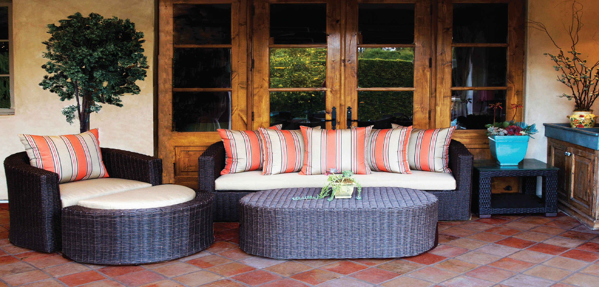 Palomar Patio Furniture Collection