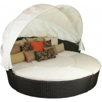 Shop Exotic Eternity Modular Canopy Daybed