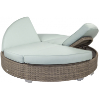 PALISADES ROUND DOUBLE CHAISE