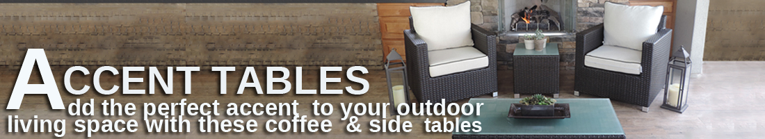 Commercial Patio Accent Table Furniture