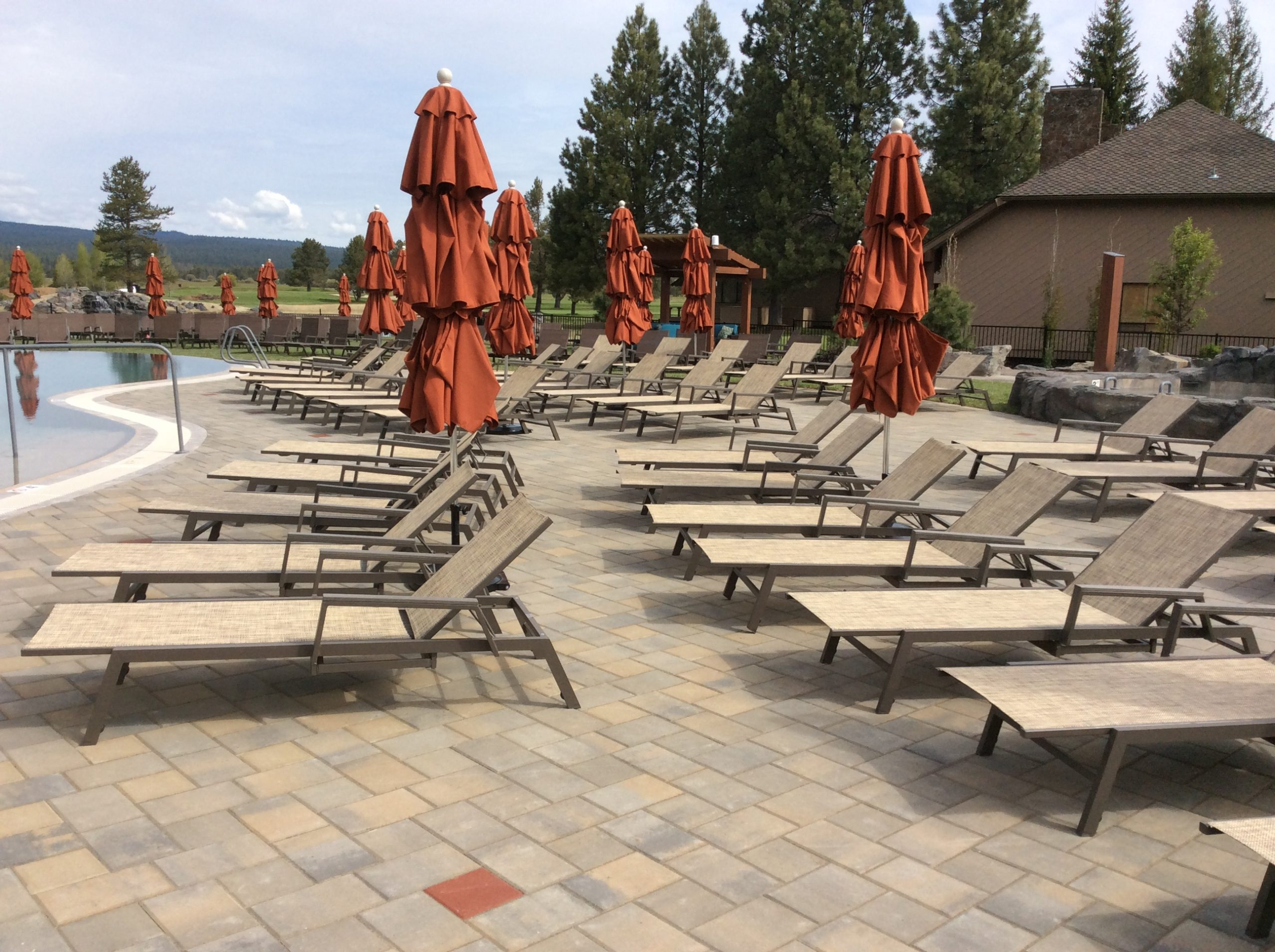 Resort Patio Furniture Collection