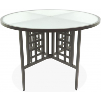 """EIFFEL ROUND DINING TABLE 42"""""""