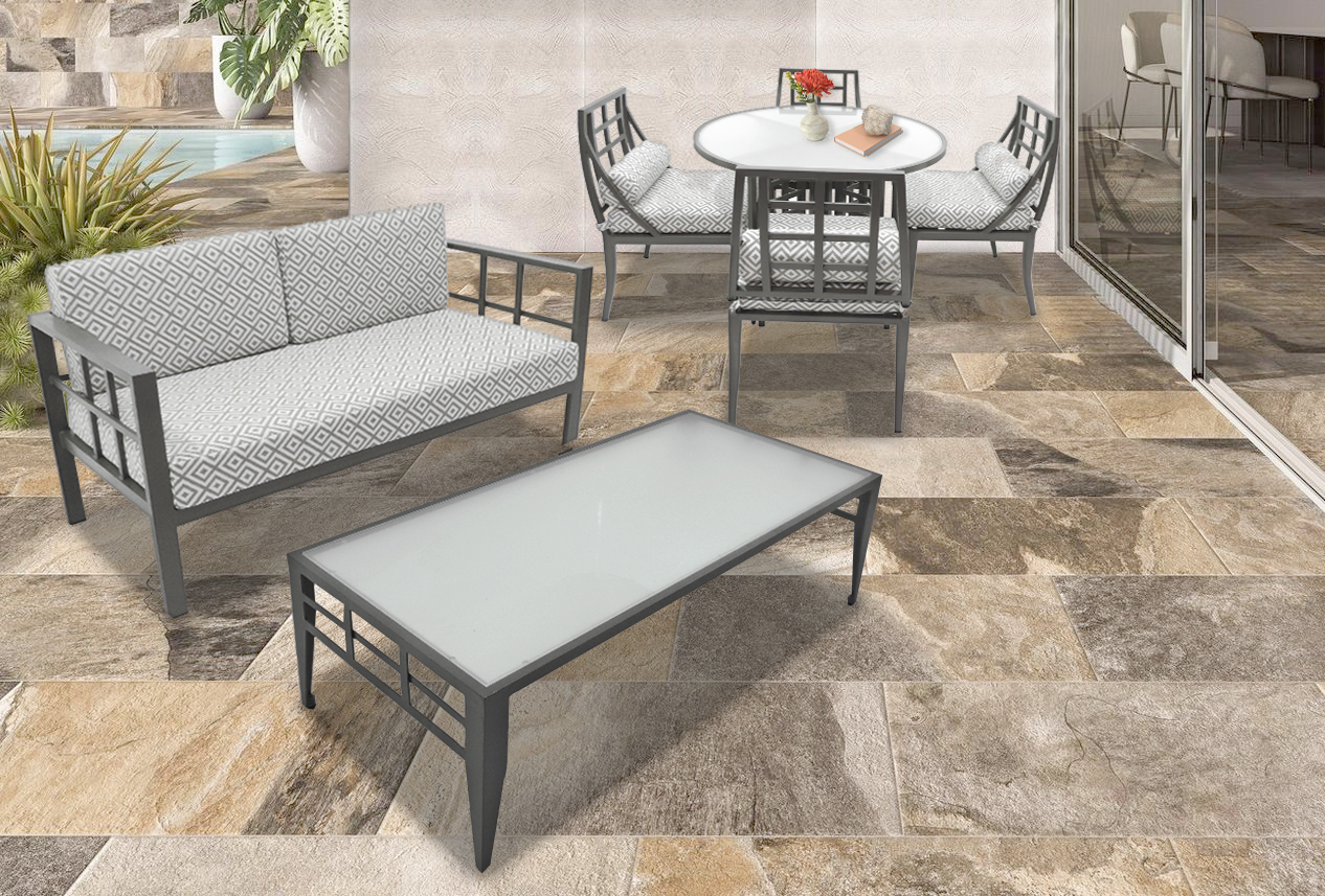 Eiffel Patio Furniture Collection