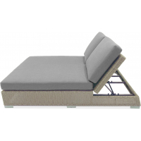 PALISADES DOUBLE CHAISE - Gray